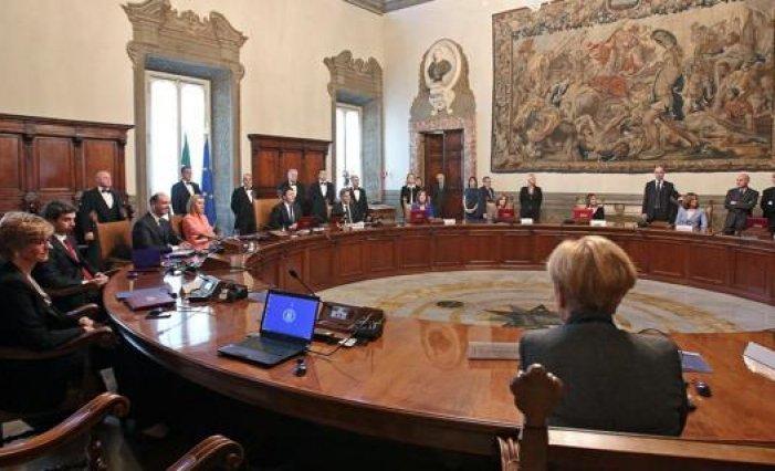 Consiglio dei Ministri 2