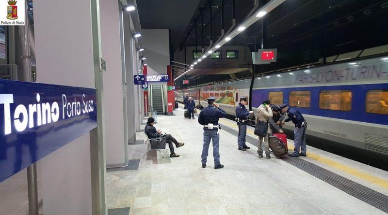 Stazione controlli sicurezza