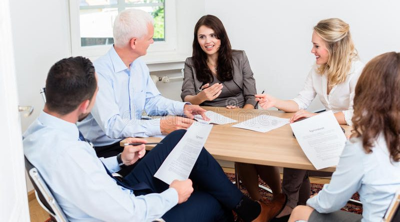 avvocati riunione studio legale