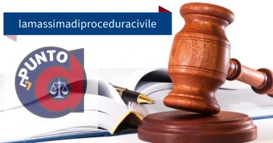 Riconvocazione del consulente d'ufficio per chiarimenti o supplemento