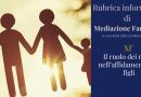 Mediazione familiare: il ruolo dei nonni nell'affidamento dei figli