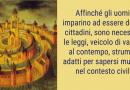 """Diritto + Letteratura: Tommaso Campanella e la necessità delle leggi per fare """"veri cittadini"""""""