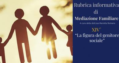 """Mediazione familiare: la figura del """"genitore sociale"""""""